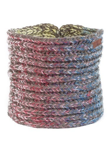 Nordbron Joshua Collar Atkı Renkli